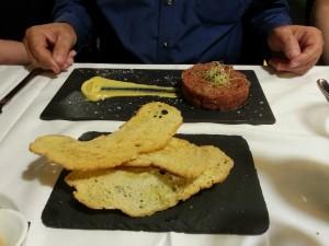 ברצלונה מסעדת גאודים