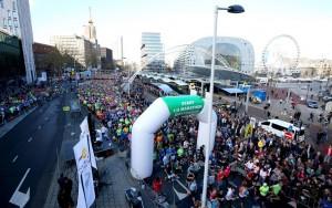 מרתון רוטרדם, קו הסיום