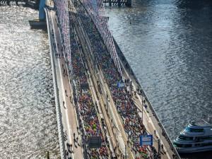 מרתון רוטרדם, מבט מעל