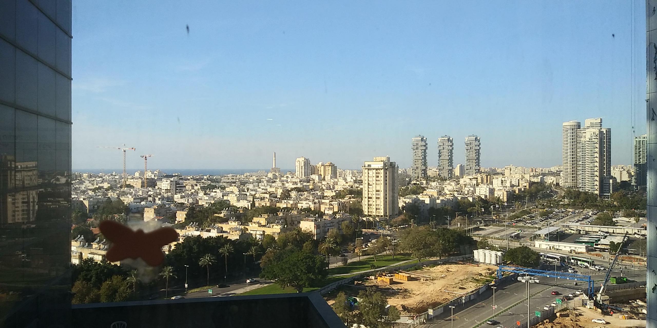 תל-אביב צילום: גד קולר