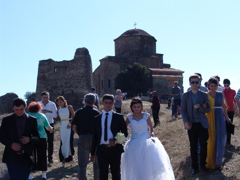 חתונה גרוזינית צילום: יוסי טל