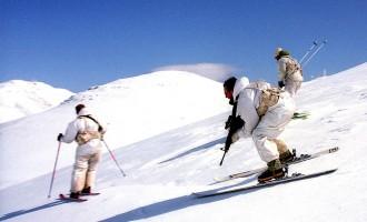 סקי וטרור מגידול עצמי