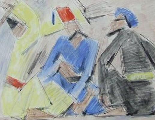 גלריה פאולה שרף מחזירה את האמנות לכרמל