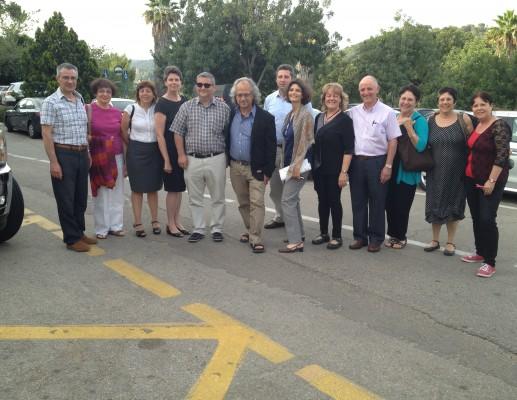 שיתוף פעולה בין מכללה ממלטה ובין מכללת אורנים