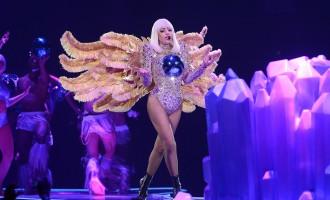ליידי גאגא מגיעה לישראל