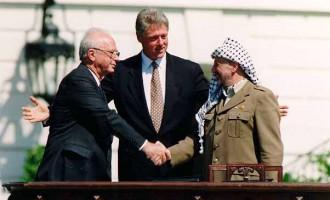 הסכם אוסלו מת, יחי עם ישראל