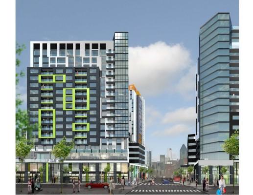 FCR רכישה נכס גדול במונטריאול