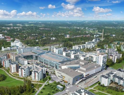 סיטקון הסכימה לרכוש חלקה של GIC במרכז קניות בהלסינקי