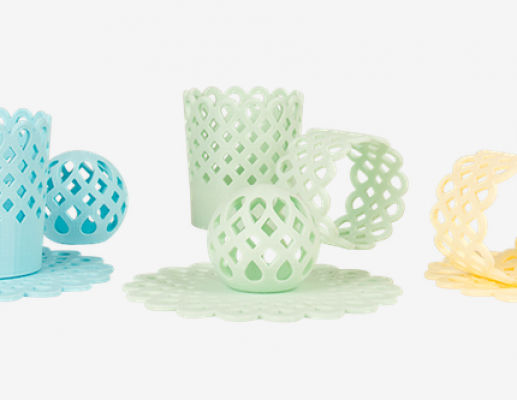 שיתוף פעולה של MakerBot ומרתה סטיוארט