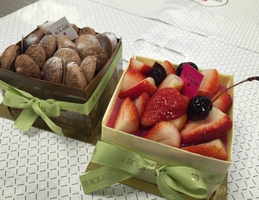 ברולדין עוגות זוגיות וחגיגיות לאוהבים