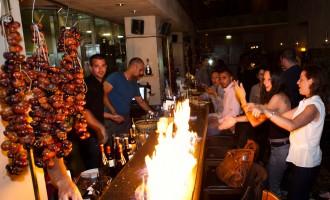 מסיבת הרחוב של מסעדת 'טאפאס אחד העם'