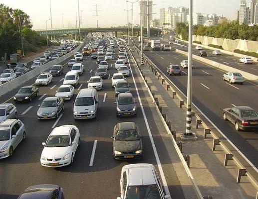 סדום ועמורה – בתחבורה
