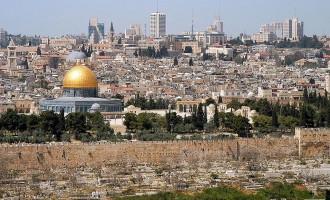 ירושלים – בין מזרח למערב