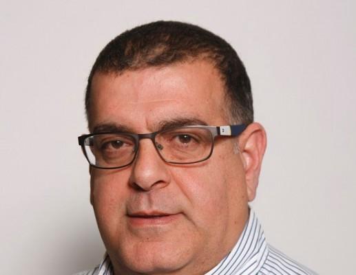 טיראן אקלר מנהל פעילות חברת DIEBOLD