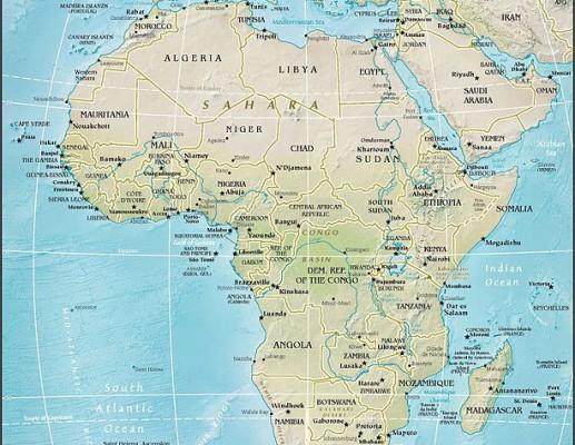 אפריקה: פוליטיקה, כלכלה ודיפלומטיה