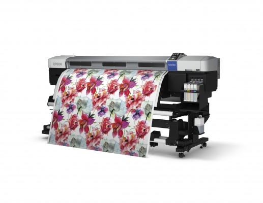 אפסון משיקה 4 מדפסות SureColor בפורמט רחב