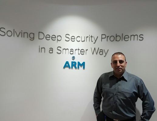 דורון עמדי מונה למנהל המכירות של ARM בישראל