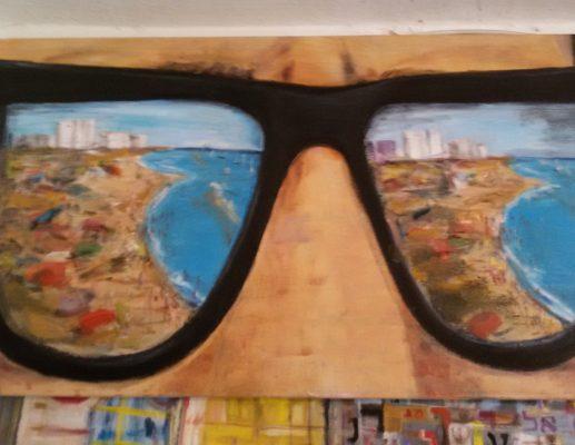 הקיץ הישראלי כהשראה ליצירה חזותית