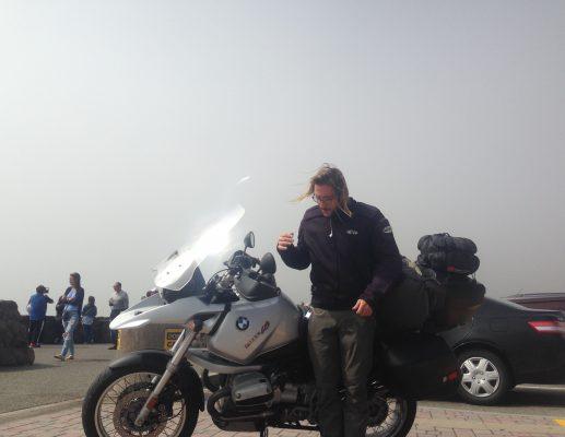 """יומן מסע חוצה ארה""""ב על אופנוע (1)"""