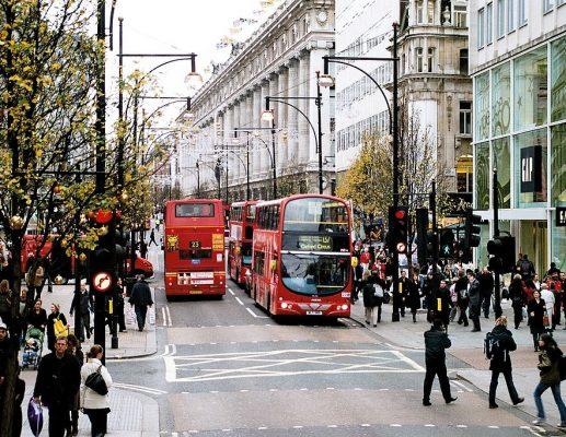 לונדון, הוי לונדון