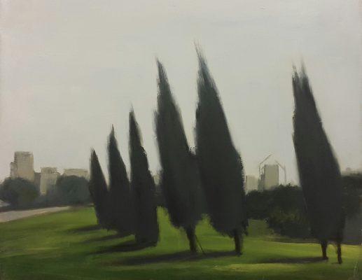שי אביבי – תערוכת יחיד – מסע ישראלי