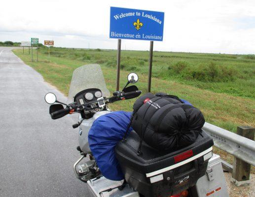 """חוצה ארה""""ב על אופנוע (17)"""