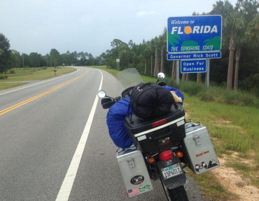 """חוצה ארה""""ב על האופנוע (21)"""