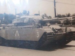 הטנק של יונתן טל