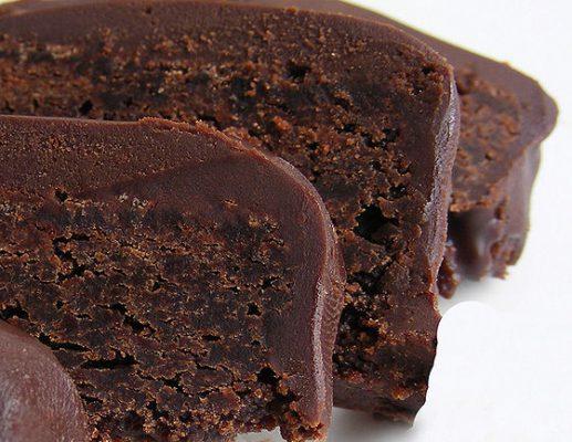 פרוסת עוגת השוקולד האחרונה