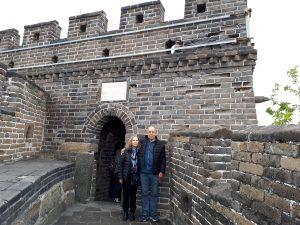 צילום על החומה