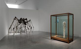 תערוכת לואיז בורז'ואה: שניים, הוארכה בחודש