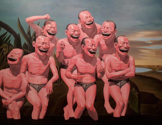 הדרקון המתעורר – אמנות בת-זמננו גם בסין