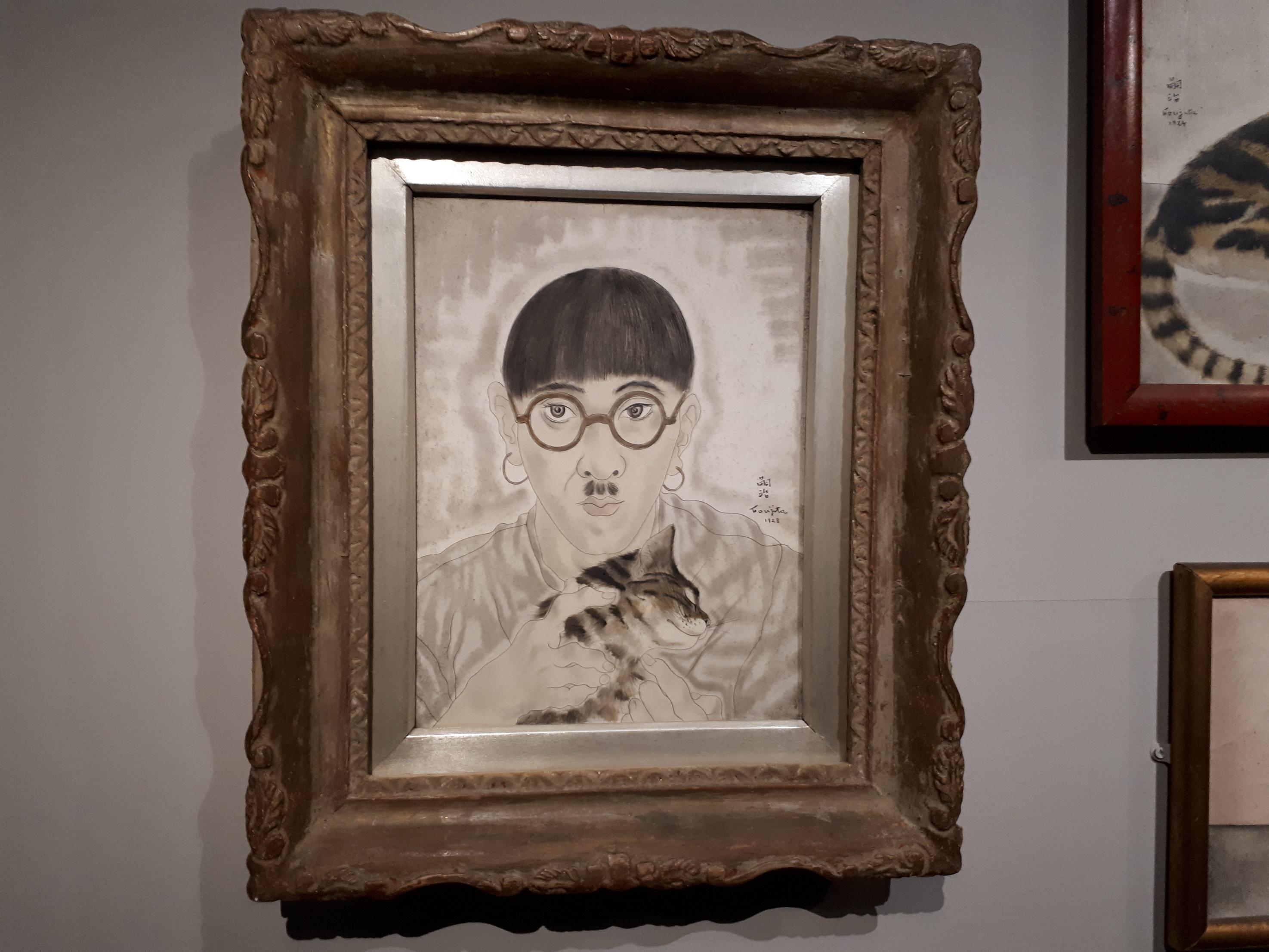 ציור של פוג'יטה