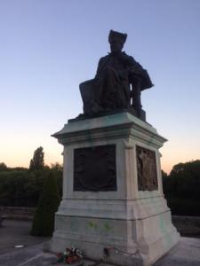 צילום הפסל