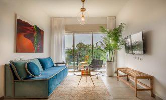 הבית העות'אמני – מלון דירות בבאר שבע