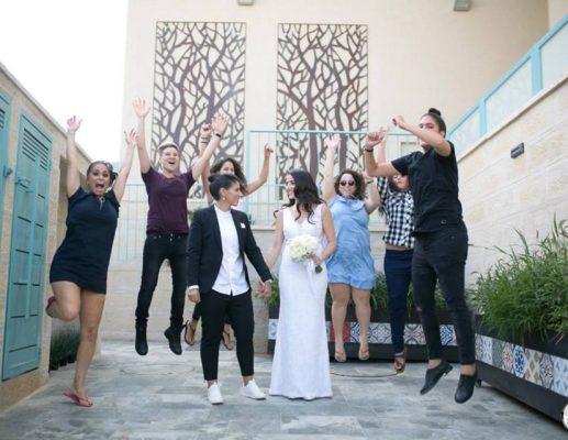 חתונה בבית העות'מאני