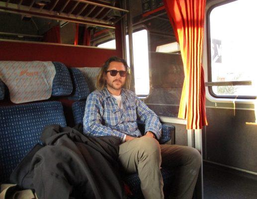 המעבורת לטנג'יר והרכבת למרקש