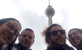 ברלין – שבוע וחצי מעל הבונקר של היטלר