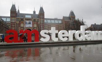 שמונה ימים באמסטרדם