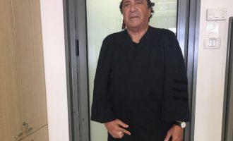 דין ולא צדק באולם בית המשפט בישראל