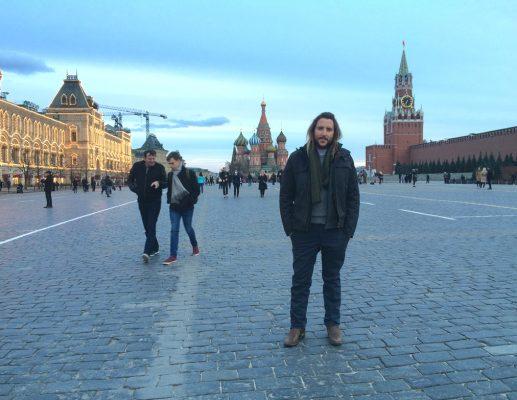 הקסם הקפוא של מוסקבה