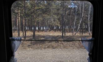 חוויות ברכבת הטרנס-סיבירית