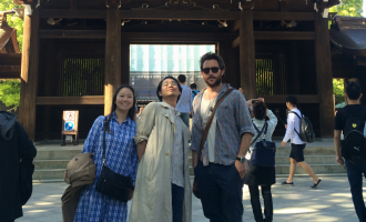טוקיו – עיר מגלקסיה אחרת