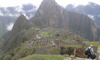 לבד במאצ'ו פיצ'ו – תקווה לענף התיירות