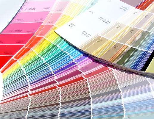 איך לבחור צבע לצביעת הדירה?