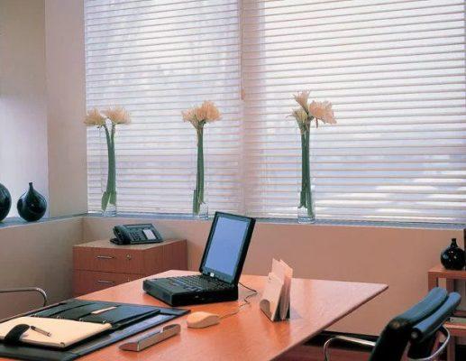איך לבחור וילונות למשרד?
