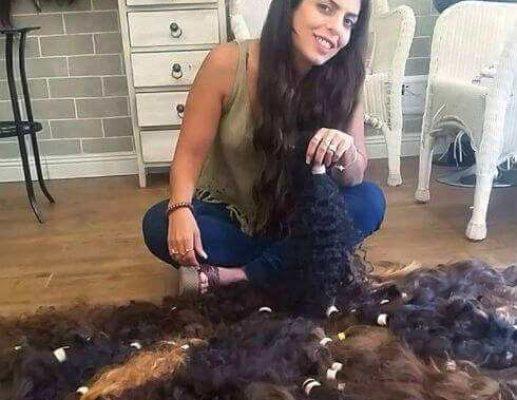 תוספות שיער משיער טבעי ובריא