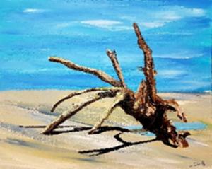 ציור של גרוס